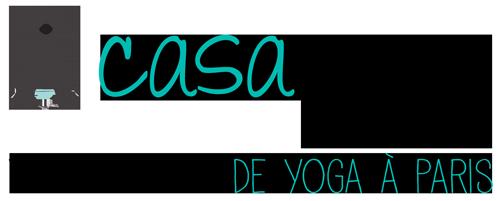 """Résultat de recherche d'images pour """"casa yoga paris logo"""""""